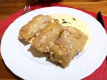 Stuffed Cabbage Leaf Rolls
