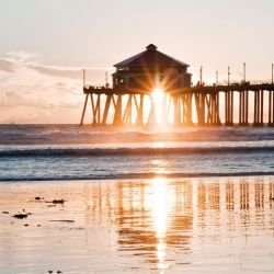 Online Travel Guide - Huntington Beach