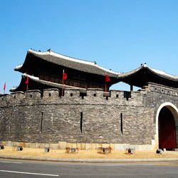 Torrelobaton Castle - Hwaseong Fortress