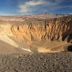 Death Valley National Park -  Ubehebe Crater
