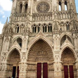 CzechRepublic - Amiens Cathedral