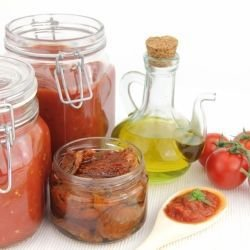 Marinated Dried Tomatoes