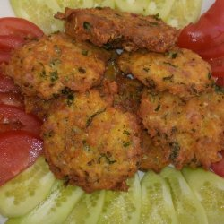 Appetizing Egg Meatballs