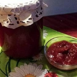 Aromatic Homemade Ketchup