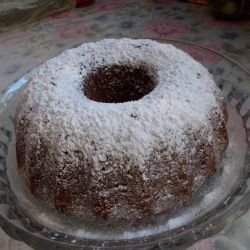 Aromatic, Twice as Fluffy Cake
