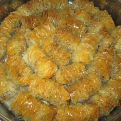 Tasty and Aromatic Baklava