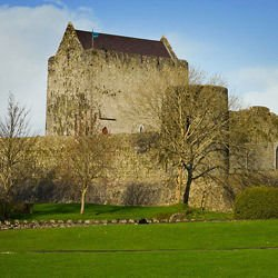 Galway -  Athenry Castle