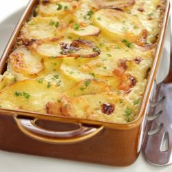 Potato and Egg Casserole