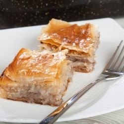 Turkish Baklava with Ready-Made Sheets