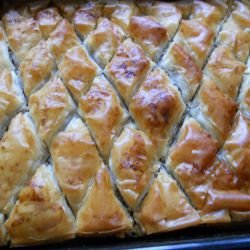 My Christmas Baklava