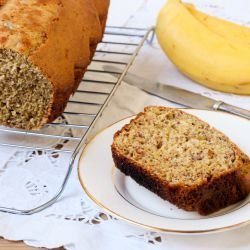 Banana Bread for Picnics