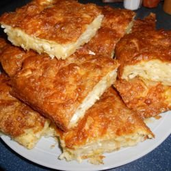 Phyllo Pastry with Milk and Yoghurt