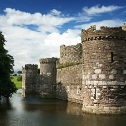 Grassalkovich Palace - Beaumaris Castle