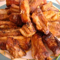 Beer Pork Ribs
