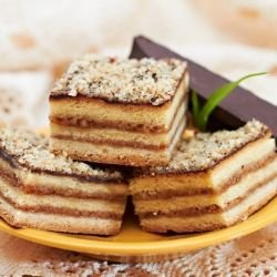 Coffee Flavored Cake Cream