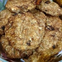 Super Healthy Biscuits without Sugar