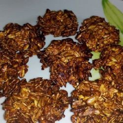 Healthy Biscuits with Oats