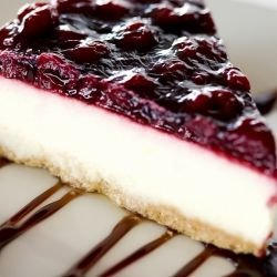 Cheesecake with Mascarpone