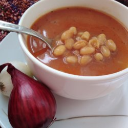 Turkish-Style Bean Soup