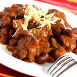 Lamb Stew with Beans