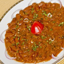 Rajma - Vegetarian Curry