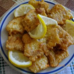 Breaded Whitefish