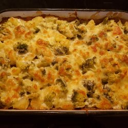 Broccoli with Potatoes and Cream