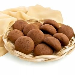 Cocoa Cookies without Eggs