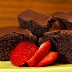 Easy Brownies with Chocolate