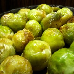 Brussels Sprouts with Butter