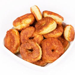 Fried Homemade Donuts