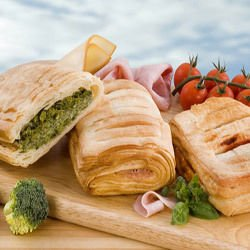 Pastries Stuffed with Broccoli