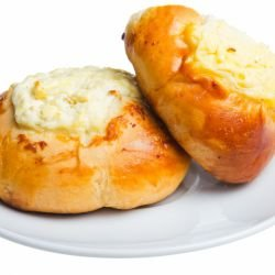 Cheese Buns with Baking Soda