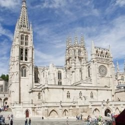 Gothic Churches -  Burgos Cathedral