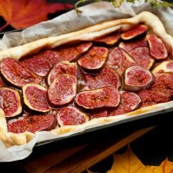 Tart with Figs