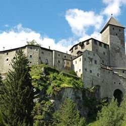Castles in Italy -  Tures Castle