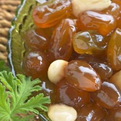Caramelized Grapes