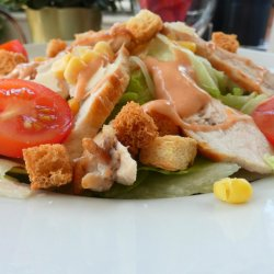 Chicken Ceaser Salad
