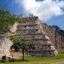 Ecological catastrophe destroyed the Mayan civilization
