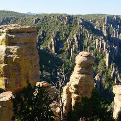 Chiricahua -  Chiricahua National Monument