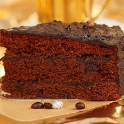 Unbelievably Delicious Chocolate Cake