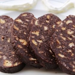 Sweet Chocolate Salami