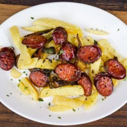 Chorizo in Olive Oil