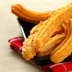Churros with Cinnamon