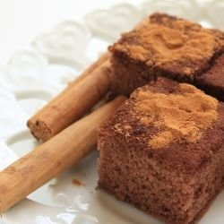 Economical Cake with Cinnamon