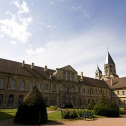 Benedictine Monasteries -  Cluny Abbey