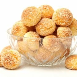Sugar Biscuit Balls
