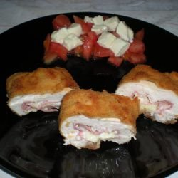 Cordon Bleu Chicken Breasts