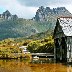 Belalcazar castle - Cradle Mountain