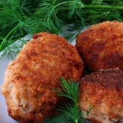 Veal Meatballs with Potatoes